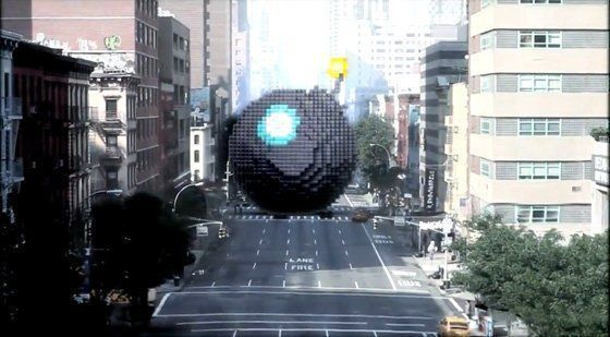 Les spaces invaders débarquent à New York