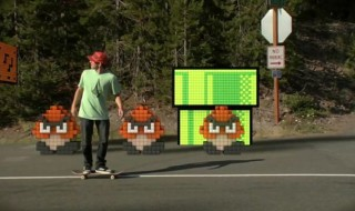 Les Space Invaders se mettent au surf