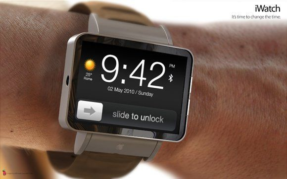 iWatch un concept de montre Apple
