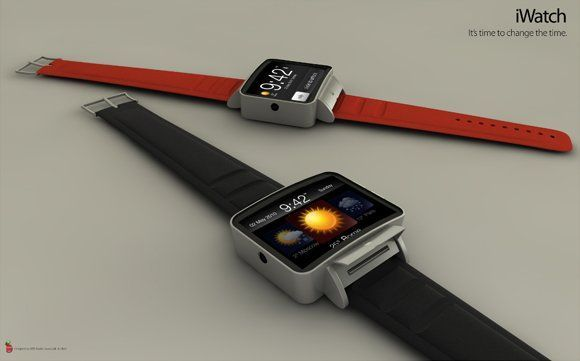iWatch un concept de montre Apple #3