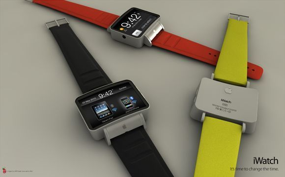 iWatch un concept de montre Apple #2