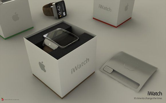 iWatch un concept de montre Apple #5