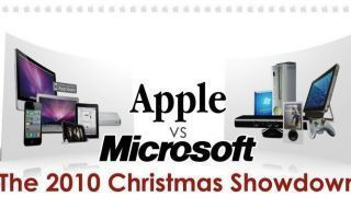 Microsoft VS Apple : le match de Noël
