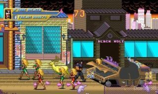 Un clip retrogaming arcade by The Toxic Avenger