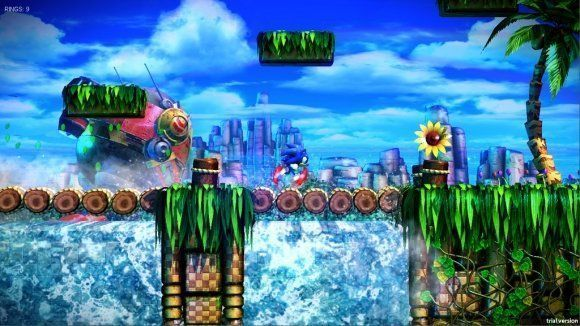 Sonic Fan Remix : un fan game gratuit sur PC meilleur que Sonic 4 ! #1