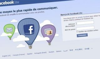Un Facebook Light pour concurrencer Twitter