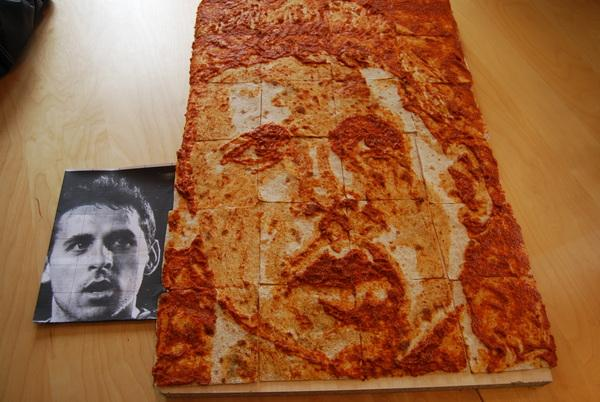 Du Pixel Art sur des Toasts ? C'est possible !