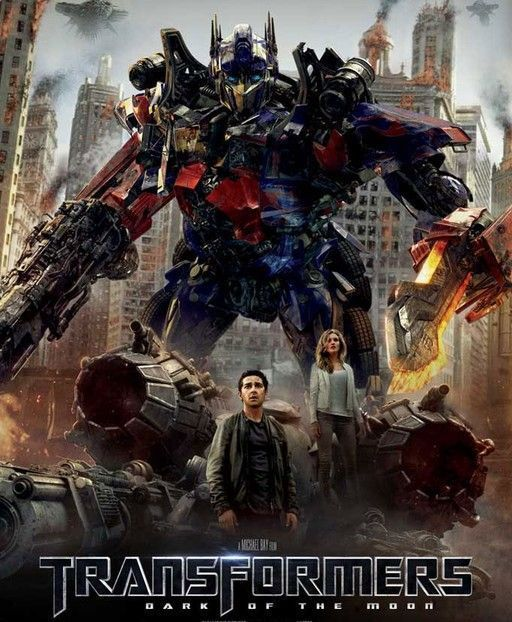 Bande Annonce Transformers : The Dark of the Moon #1