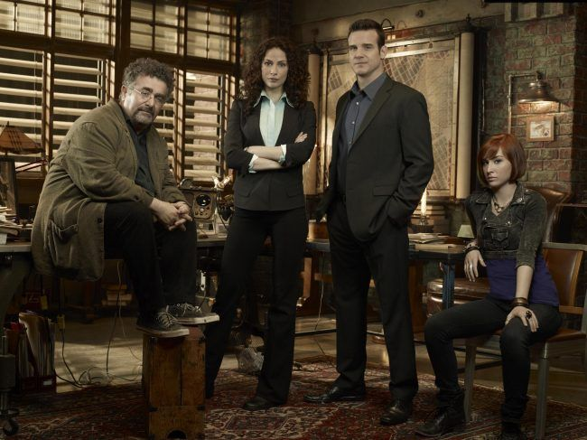 Warehouse 13 : l'artefact qui tue #2