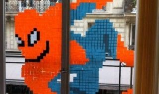 StreetArt : La Post-it War racontée en 3 vidéos