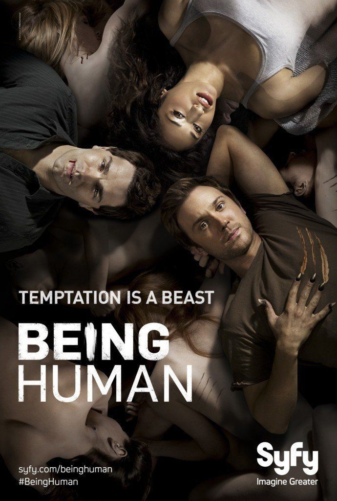 Being Human, la saison 2 arrive !