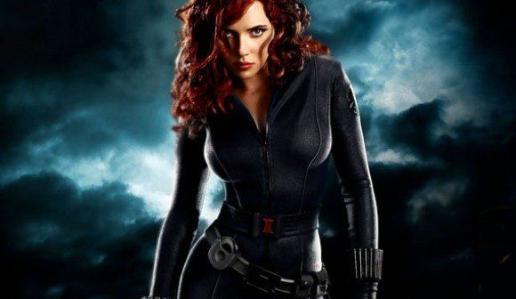 Black Widow Gone Wild