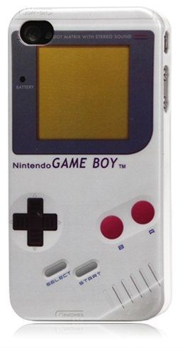 2 coques Gameboy pour iPhone 4/4S à gagner