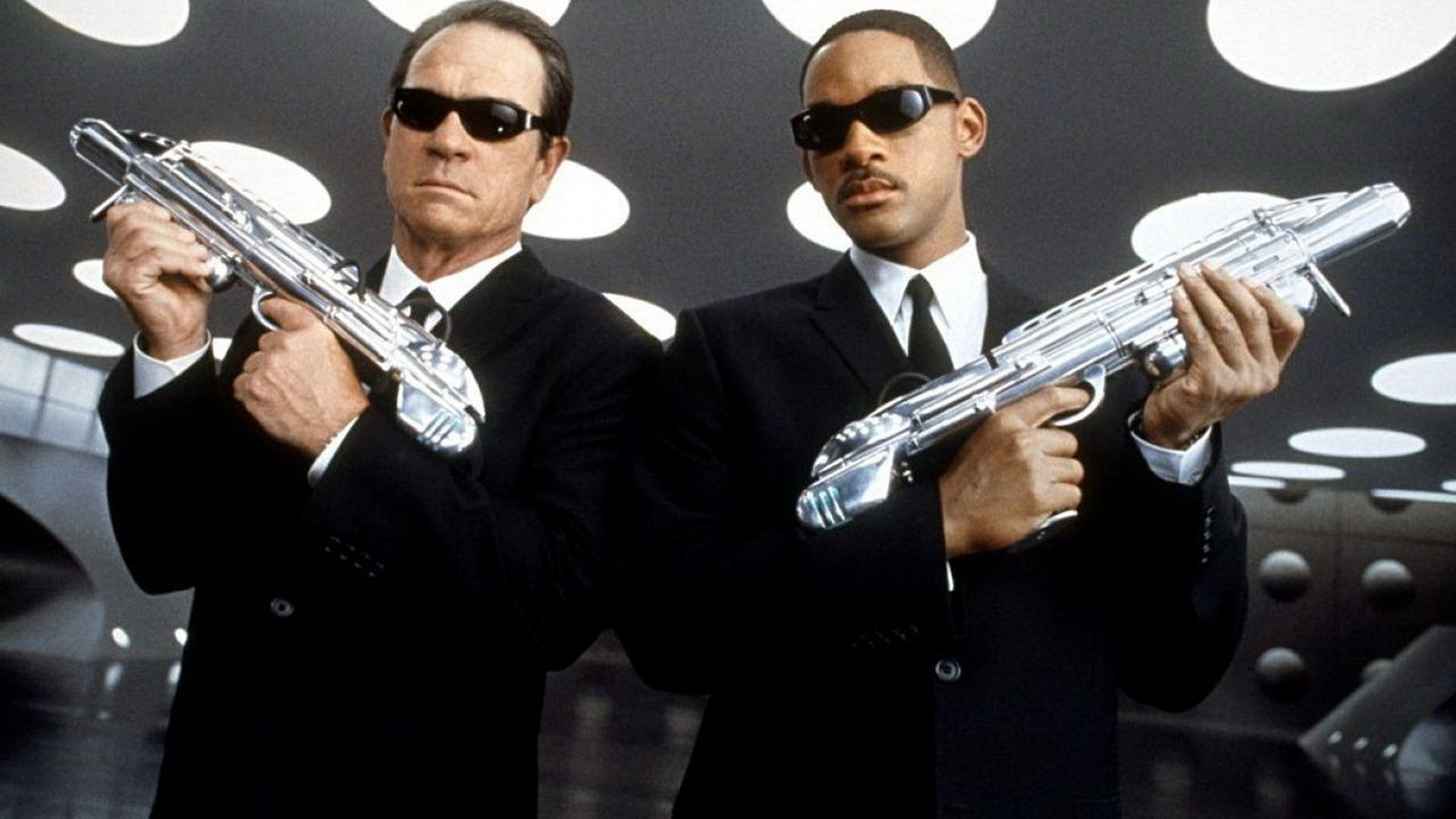 Men in Black : 2 parodies hilarantes #1