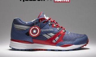 Reebok X Marvel : des sneakers couleurs Super-héros