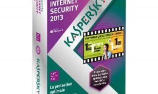 Gagnez 2 suites Kaspersky Internet Security 2013 PC