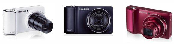 Samsung Galaxy Camera : quand une Tablette Android rencontre un appareil photo hybride #7