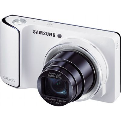 Samsung Galaxy Camera : quand une Tablette Android rencontre un appareil photo hybride #2