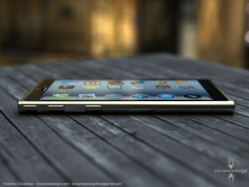iPhone 6 : sous iOS X #5