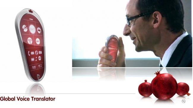 Pomegranate Phone : mieux que le Samsung Galaxy S4 et l'iPhone 6 ? #3