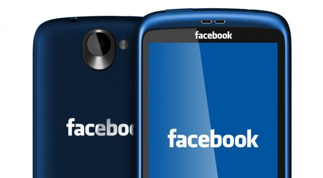 Présentation du Facebook Phone en direct à 19h00 #3