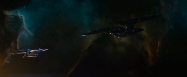 Star Trek Into Darkness : un 3ème trailer explosif #4