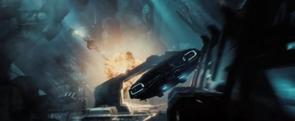 Star Trek Into Darkness : un 3ème trailer explosif #3
