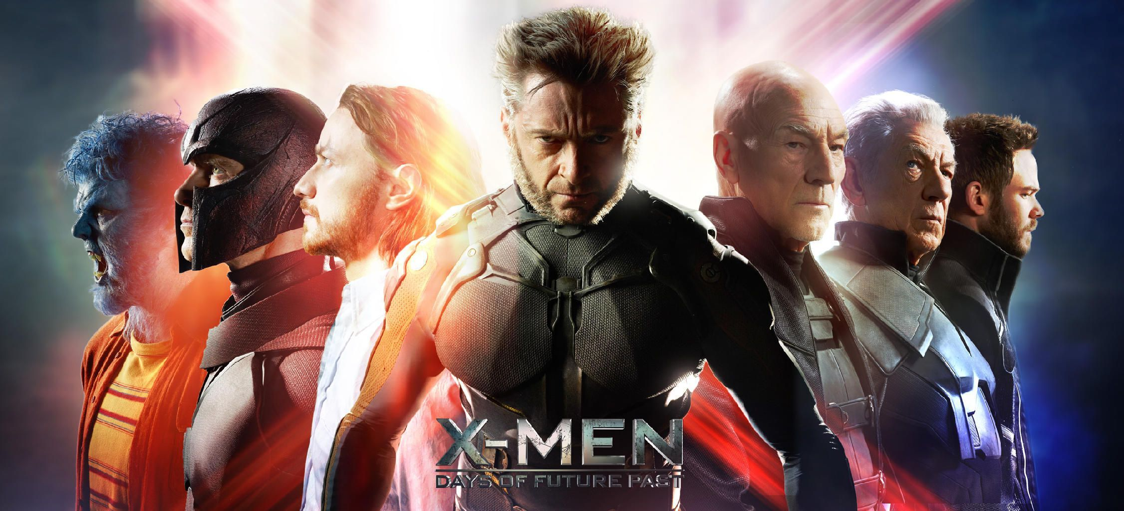 Photo X-Men : Days of Future Past