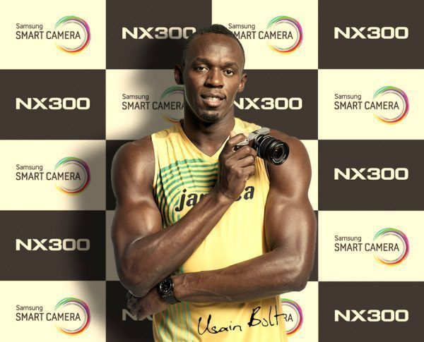 Gagnez un week-end à Paris + 2 Samsung NX300 + rencontrez Usain Bolt #2