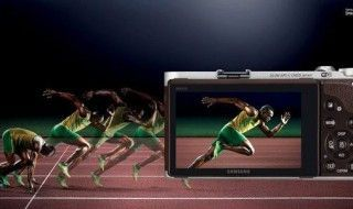 Gagnez un week-end à Paris + 2 Samsung NX300 + rencontrez Usain Bolt