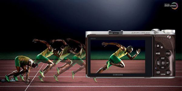 Gagnez un week-end à Paris + 2 Samsung NX300 + rencontrez Usain Bolt #3