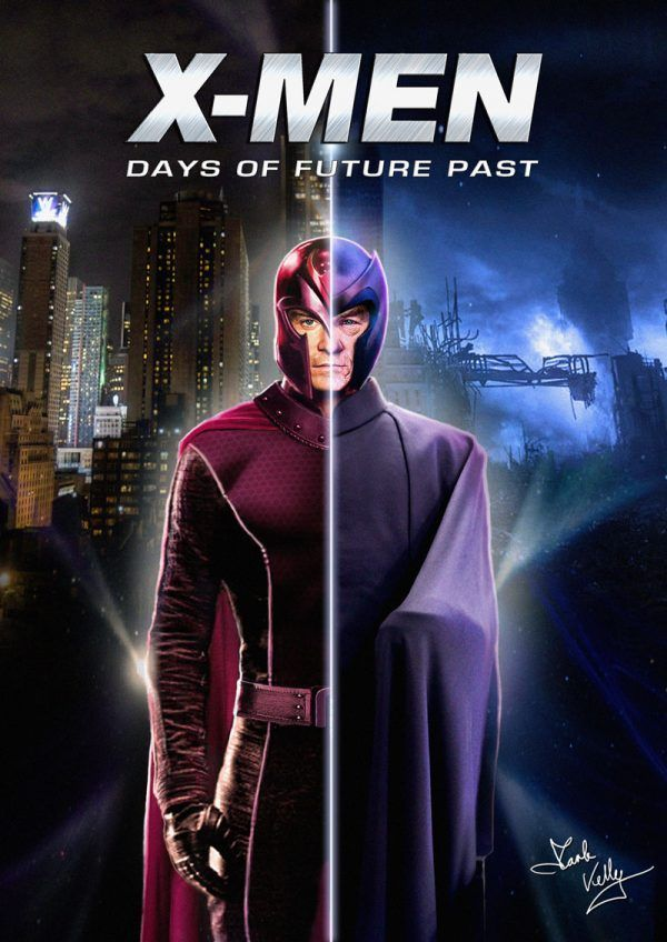 4 superbes affiches X-Men : Days of Future Past #3