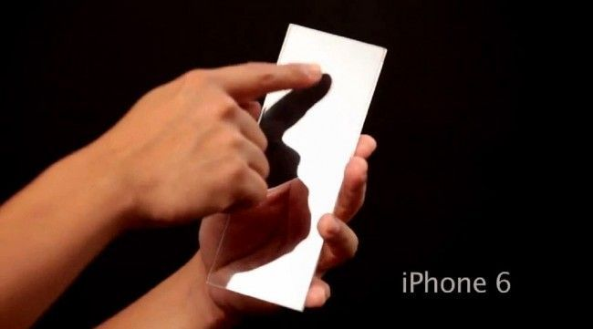 iPhone 6 : publicité officielle