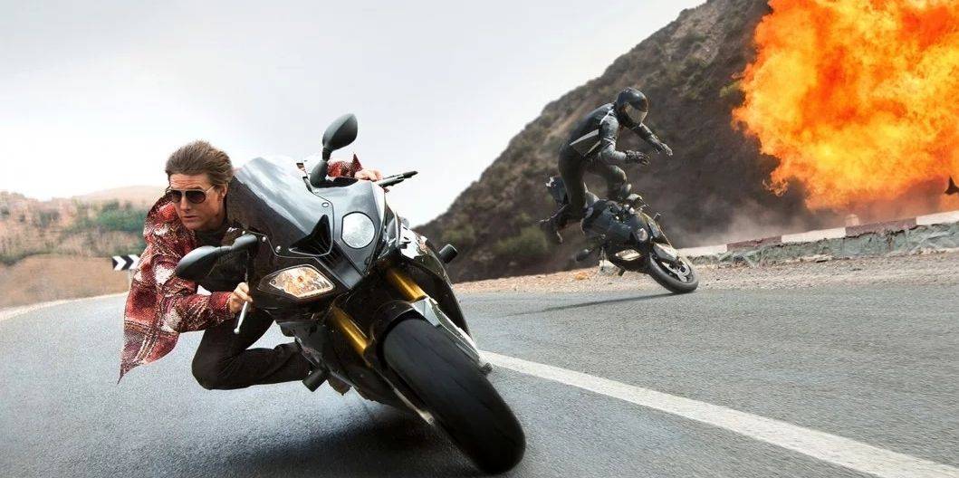 Photo Mission : Impossible - Rogue Nation