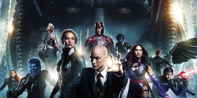 X-Men : Apocalypse streaming gratuit