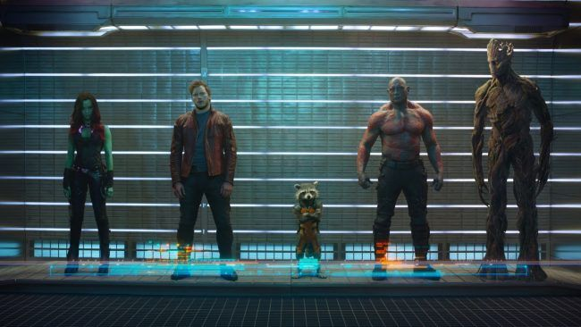 Guardians of the Galaxy : la Bande Annonce dévoilée #4