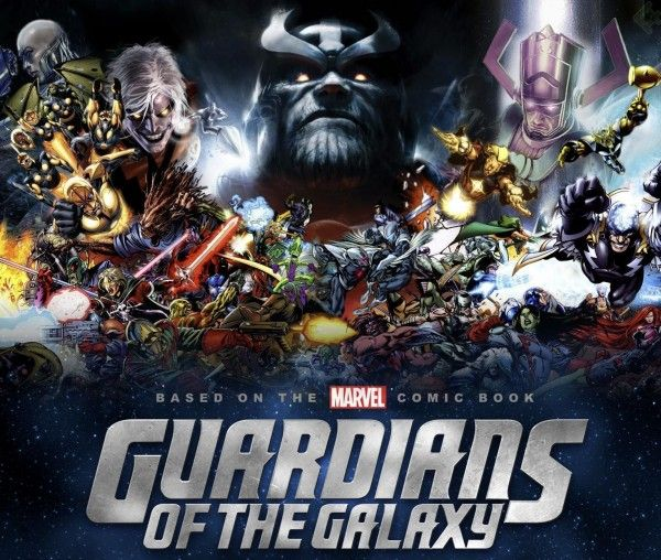 Guardians of the Galaxy : la Bande Annonce dévoilée