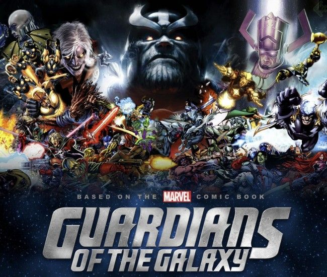 Guardians of the Galaxy : la Bande Annonce dévoilée #2