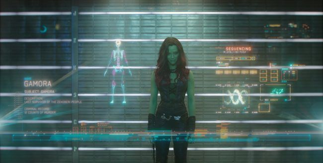 Guardians of the Galaxy : la Bande Annonce dévoilée #5