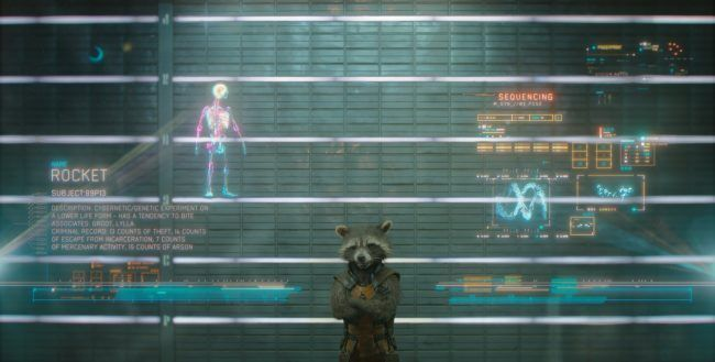 Guardians of the Galaxy : la Bande Annonce dévoilée #6