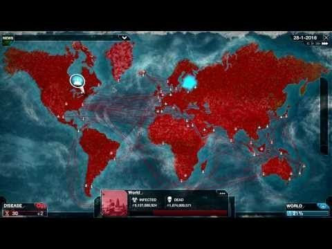 Bon Plan Plague Inc. Evolved