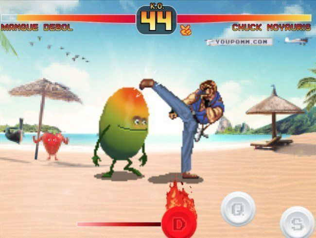On se fait une partie de Fruit Fighter ?