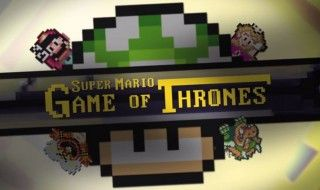 Quand Game of Thrones rencontre Mario Bros