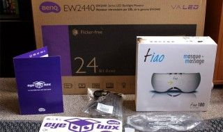 Test EyeBox : BenQ pense au confort de vos yeux