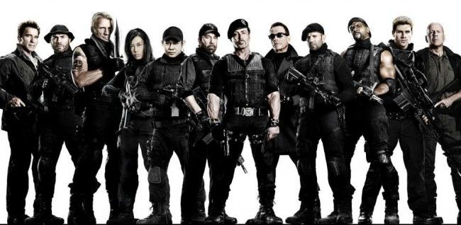 Expendables 3 : une Featurette en attendant le film