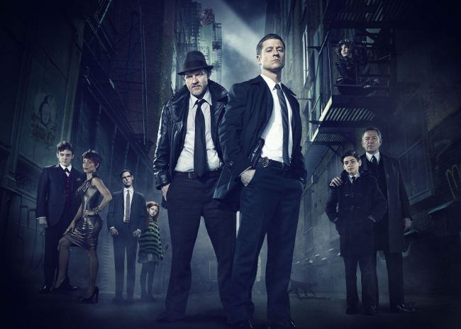 Gotham : la série TV prequel de Batman #2