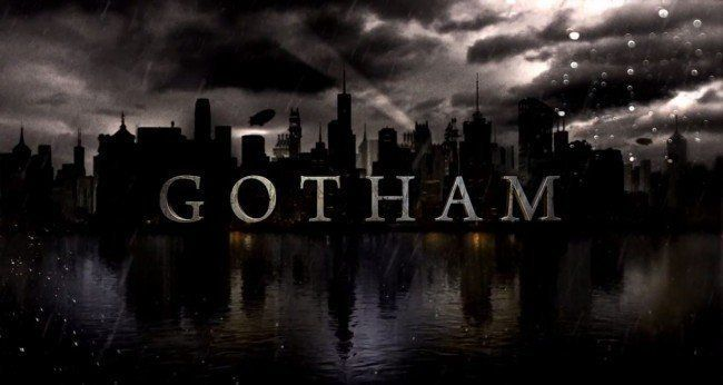 Gotham : la série TV prequel de Batman #1