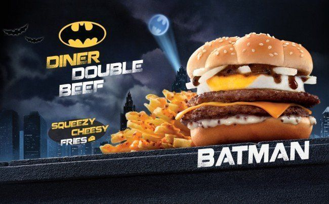 Le Batman Burger arrive chez McDonald's #2