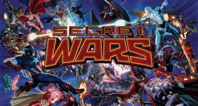 Secret Wars 2015 : la fin des univers Marvel ?