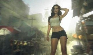 Call of Duty Advanced Warfare : une bande annonce qui tue tout avec Emily Ratajkowski
